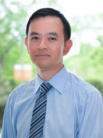 รองศาสตราจารย์ ดร.วีรพงษ์ พลนิกรกิจ : คณบดีสำนักวิชาเทคโนโลยีสังคม