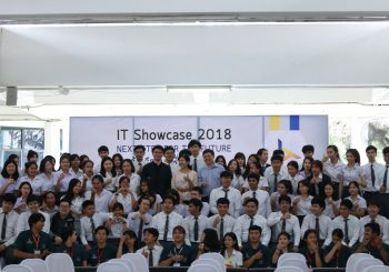 IT Showcase 2018: Next Step for Future
